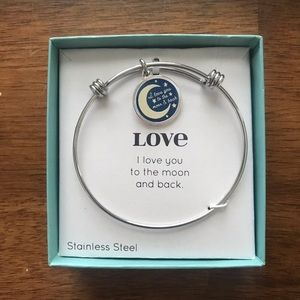 Jewelry - Love Stainless Steel Bracelet
